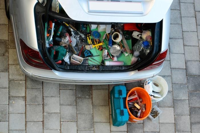 סדר בבלגן עוזר לחיסכון בדלק