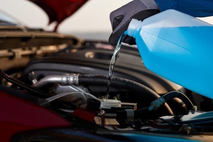 קיה . נוזל קירור יעודי לרכב שלך