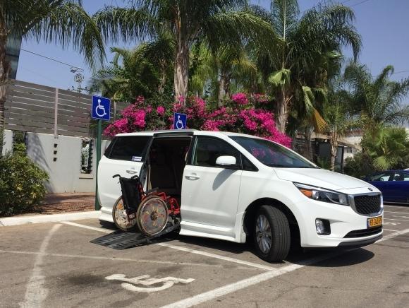 קיה מוביליטי - רכבי קיה המותאמים להנגשה לנכים ובעלי מוגבלויות