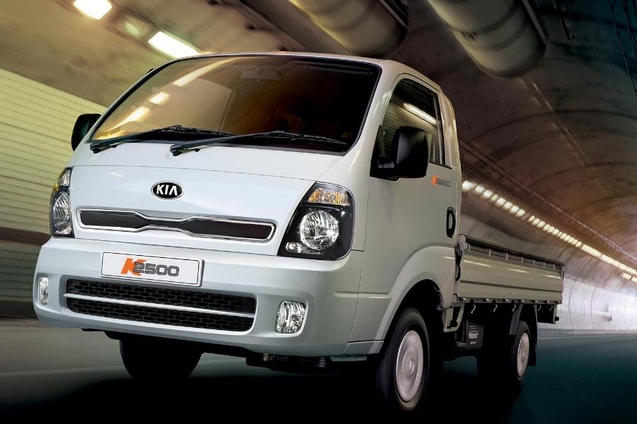 K2500 משאית קלה