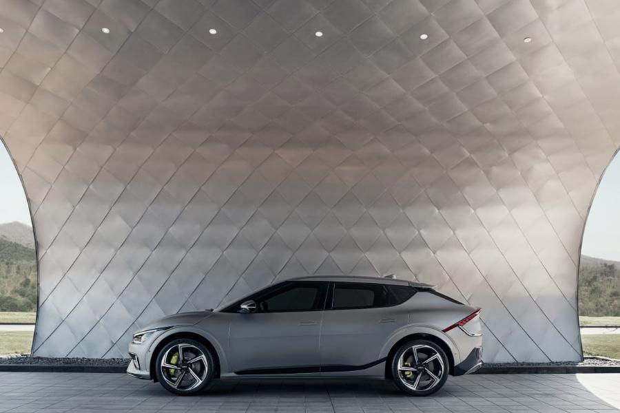 מכונית חשמלית טהורה