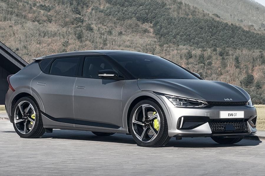 קיה EV6 GT - דגם ביצועים מהיר במיוחד